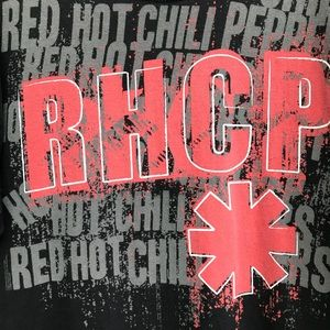 Red Hot Chili Peppers Tee Large